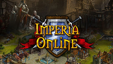 Imperia Online - A 2D free-to-play browser-based Medieval MMORTS, Train soldiers and raise an Empire.
