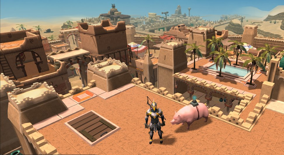 RuneScape Gameplay Screenshot 2