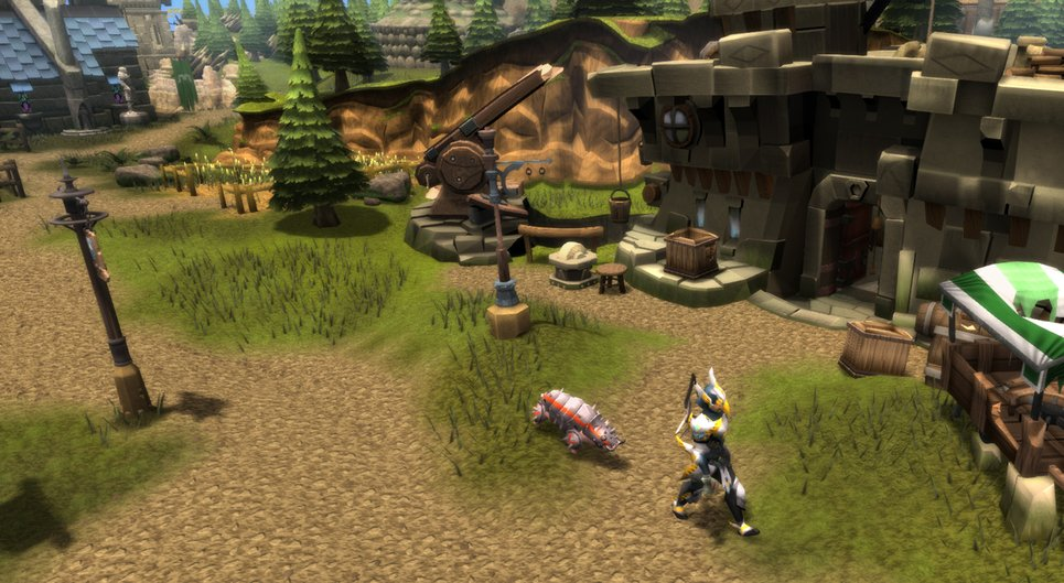 RuneScape Gameplay Screenshot 3