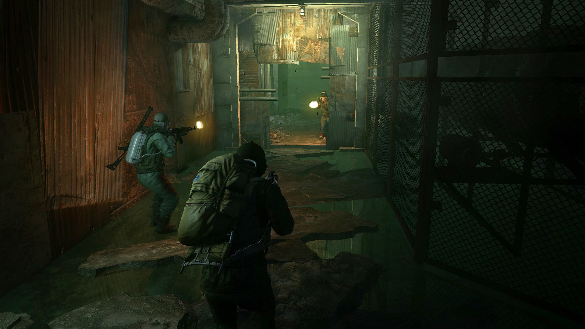 Stay Out Gameplay Screenshot 2
