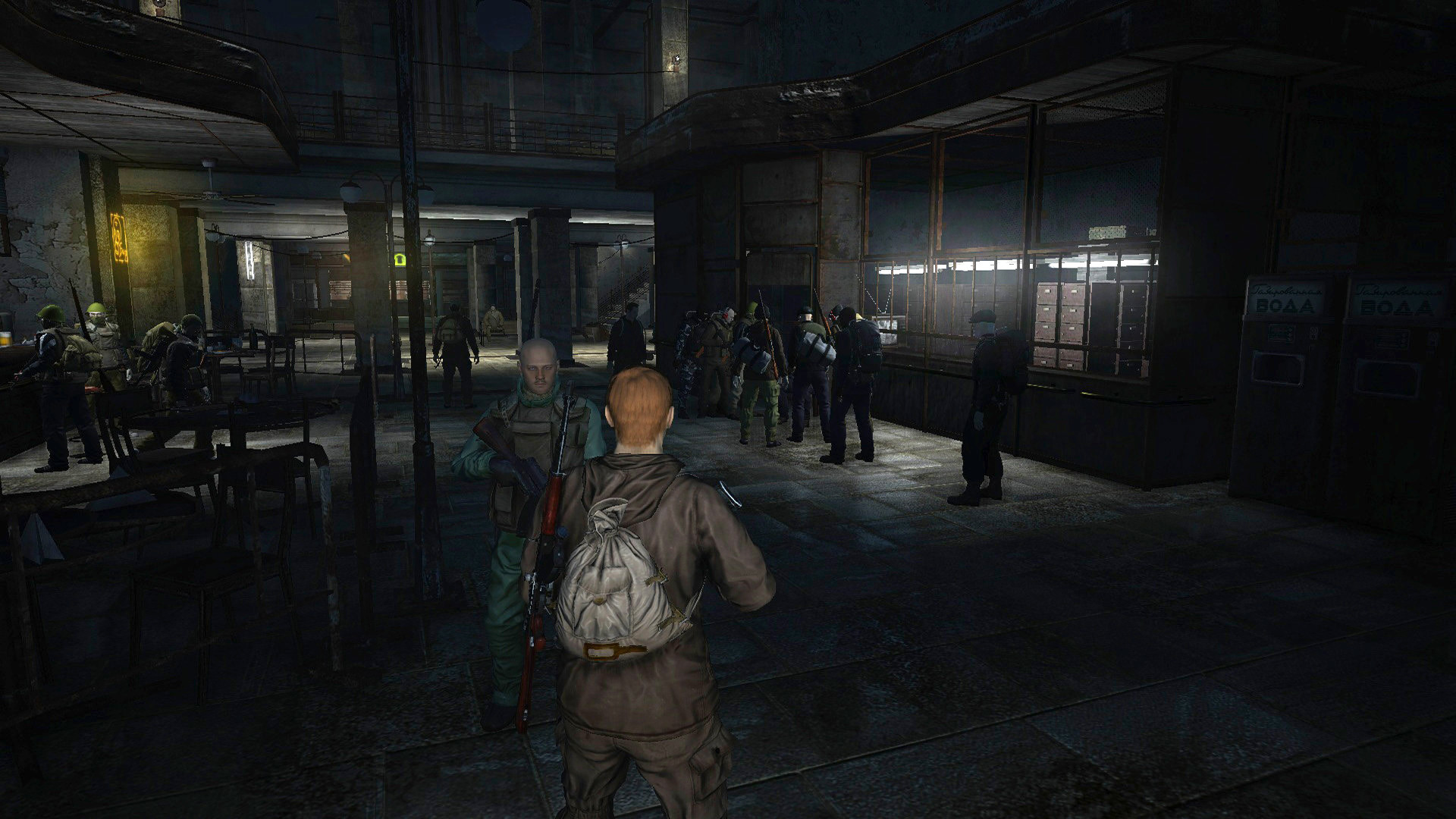 Stay Out Gameplay Screenshot 3