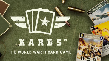 Kards - A free-to-play collectible World War II card game from developer 1939 Games.