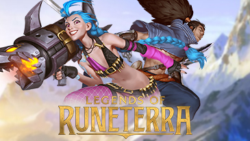 Legends of Runeterra - A free-to-play CCG based on Riot Games