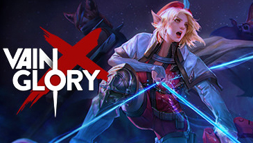 Vainglory - A free-to-play cross-platform MOBA originally developed by Super Evil Megacorp and now owned and operated by Rogue Games.