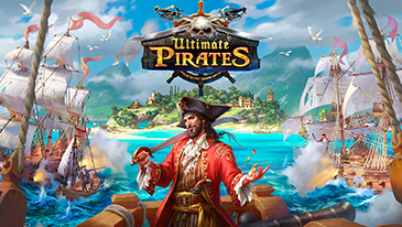 Ultimate Pirates - A browser-based strategy MMO published for both desktop and mobile browsers by Gameforge.
