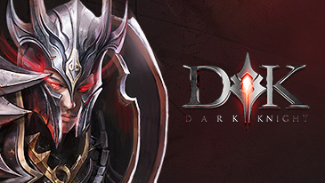 Dark Knight - A browser-based fantasy MMOARPG wherein players take on the role of a devil hunter descended from the gods.