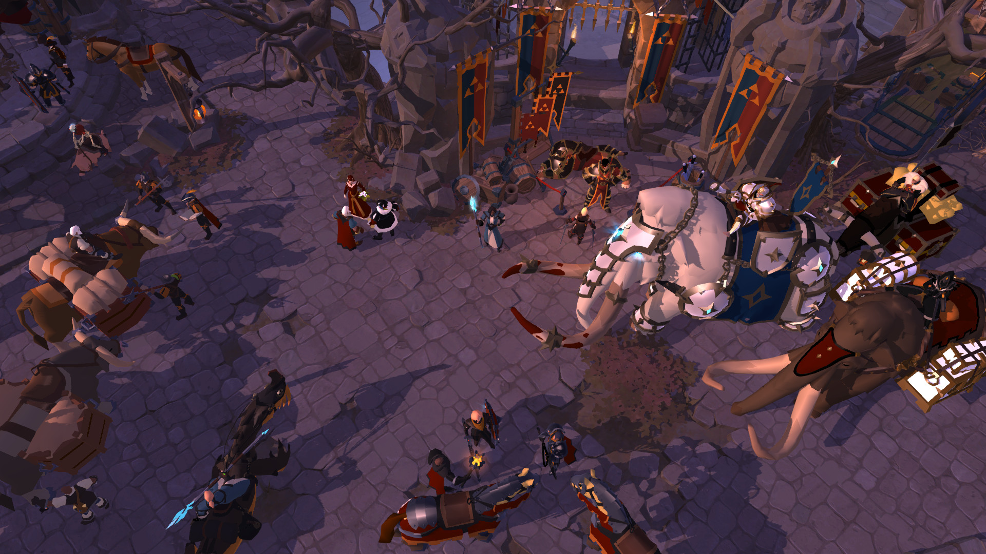 Albion Online Gameplay Screenshot 1