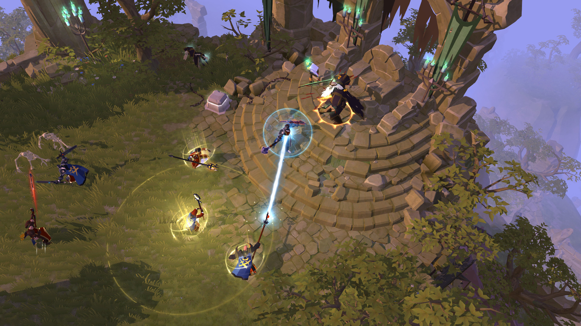 Albion Online Gameplay Screenshot 2
