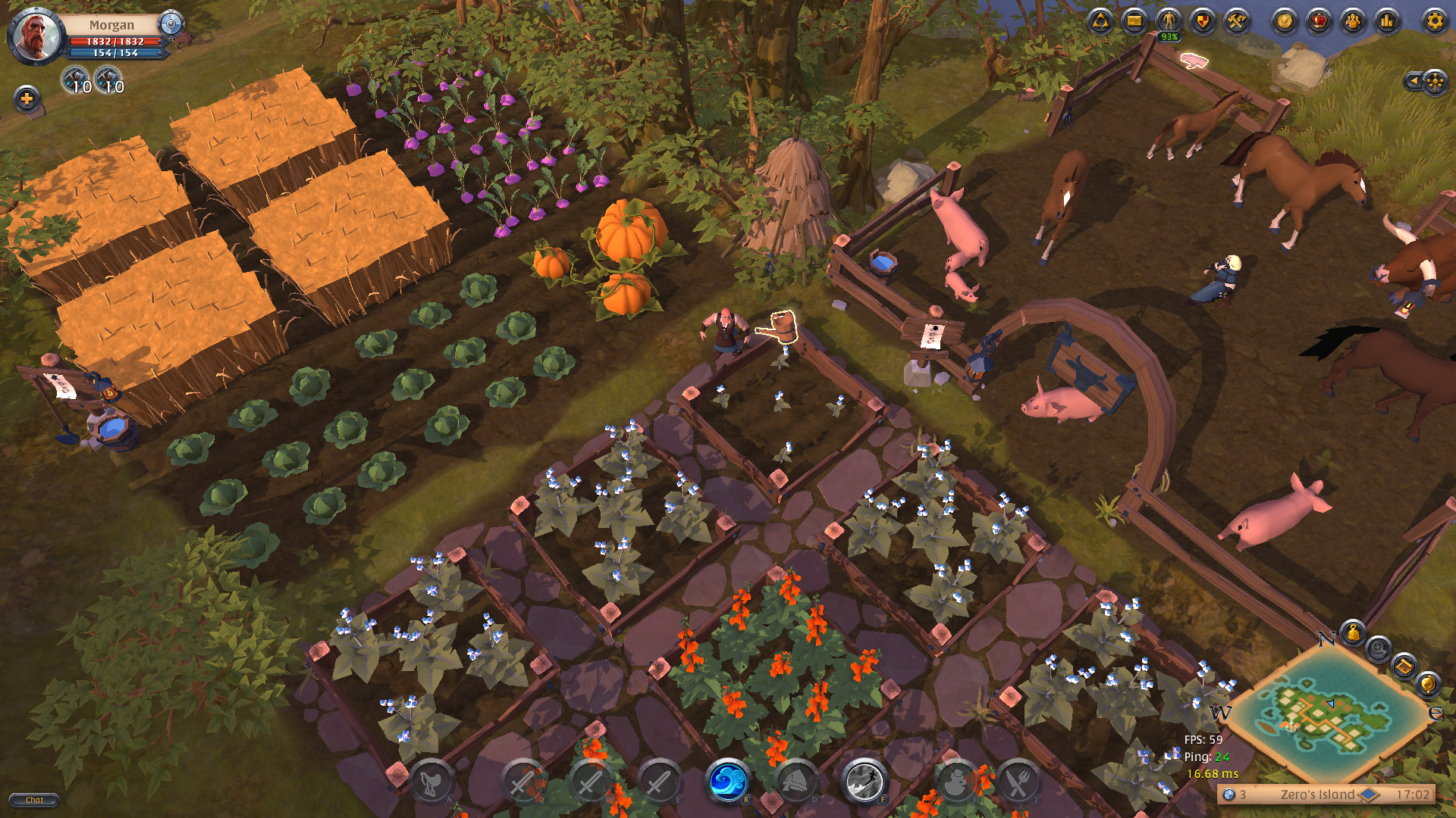 Albion Online Gameplay Screenshot 3