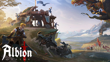 Albion Online - A free-to-play cross-platform sandbox MMO developed and published by Sandbox Interactive GmbH.