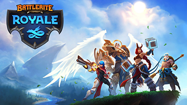 Battlerite Royale - A free to play battle royale set in the Battlerite universe.