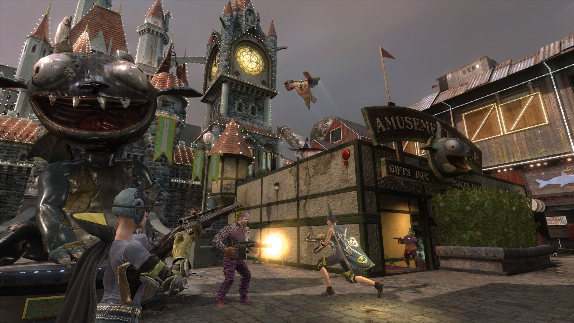Gotham City Impostors Gameplay Screenshot 3