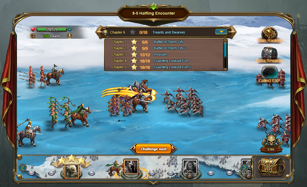 The Third Age Gameplay Screenshot 2