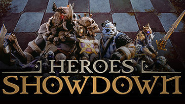 Heroes Showdown - Heroes Showdown is a free-to-play auto-battler game with strategic 4v4 battles and a focus on player skill. Team up with three other players and challenge another team to an epic auto battle showdown.