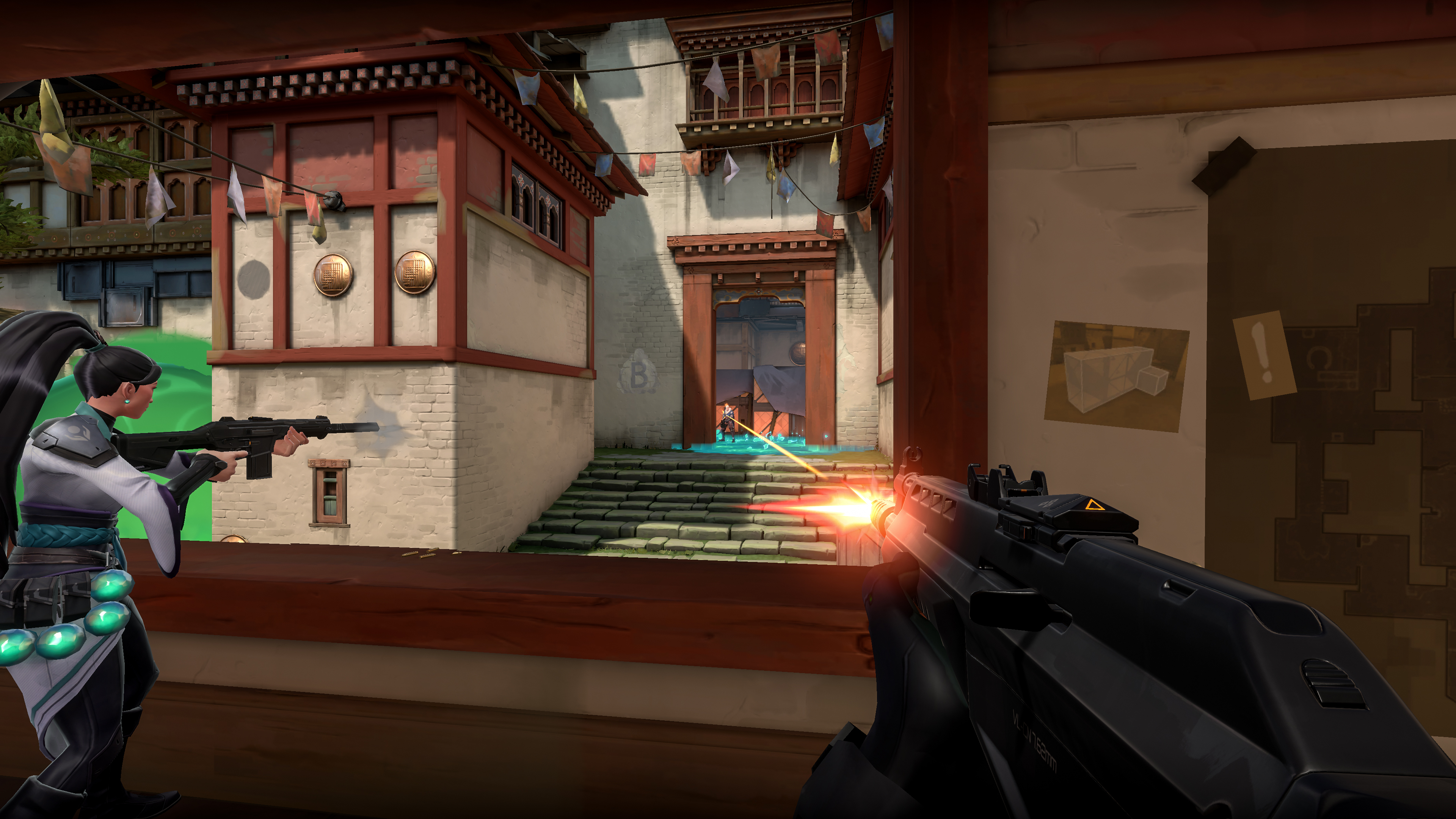 Valorant Gameplay Screenshot 2