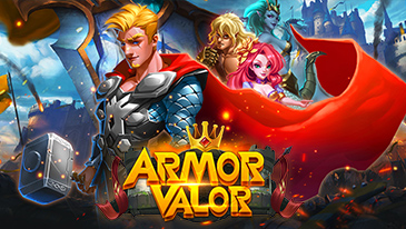 Armor Valor - Build your empire with the help of mythical heroes and well thought out strategy in R2 Games' strategy RPG Armor Valor.