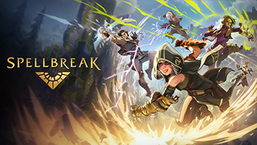 "Spellbreak - Spellbreak is a multiplayer, multi-platform battle-royale where player take on the role of a ""battlemage"" mastering elemental magic and using spells to compete against other players."
