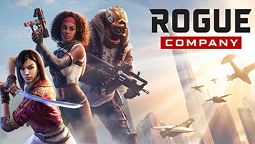 Rogue Company - From Hi-Rez Studios, the team that brought you Smite and Paladins, comes Rogue Company, a cross-platform, competitive team-based third person shooter.