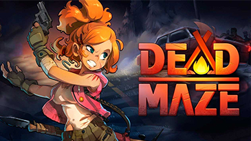 Dead Maze - A free-to-play 2D isometric MMO full of zombies.