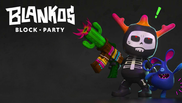 Blankos Block Party - What happens when you take the vinyl collectible toy experience and combine it with an open-world multiplayer game? You get Blankos Block Party!