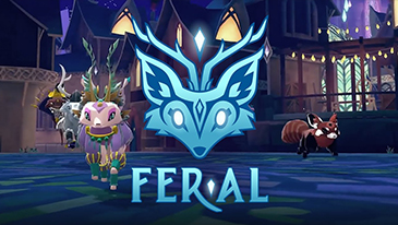 Fer.al - If you've ever wanted to be a creature of myth and hang out with other mytical creatures, Wildworks' Fer.al can help you live the dream.