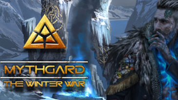 Mythgard - Rhino Games Inc.'s CCG Mythgard combines cyberpunk with the heroes, gods, and creatures of the fantasy in a modern setting to create a world where magic competes against technology for control.