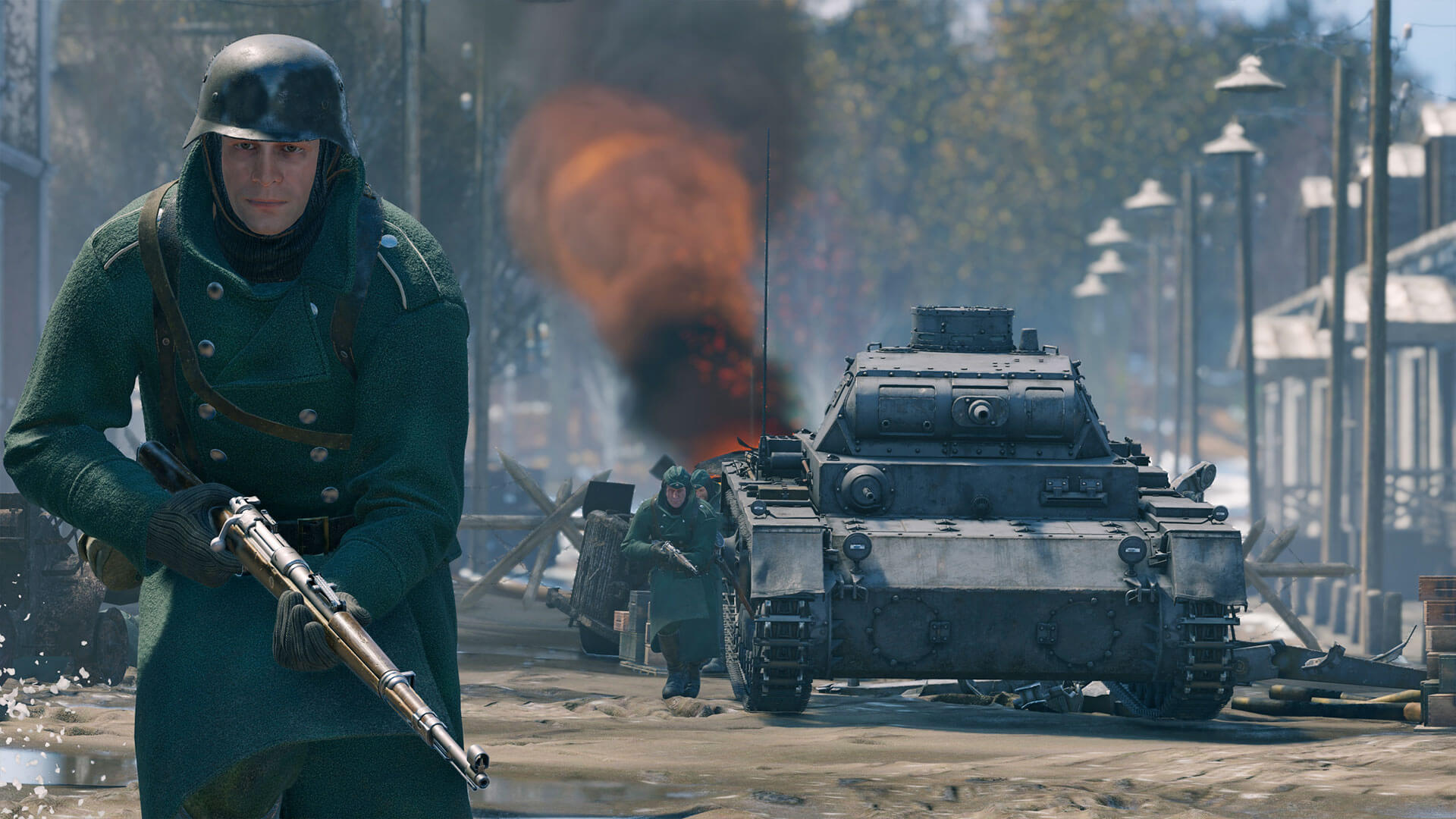 Enlisted Gameplay Screenshot 1