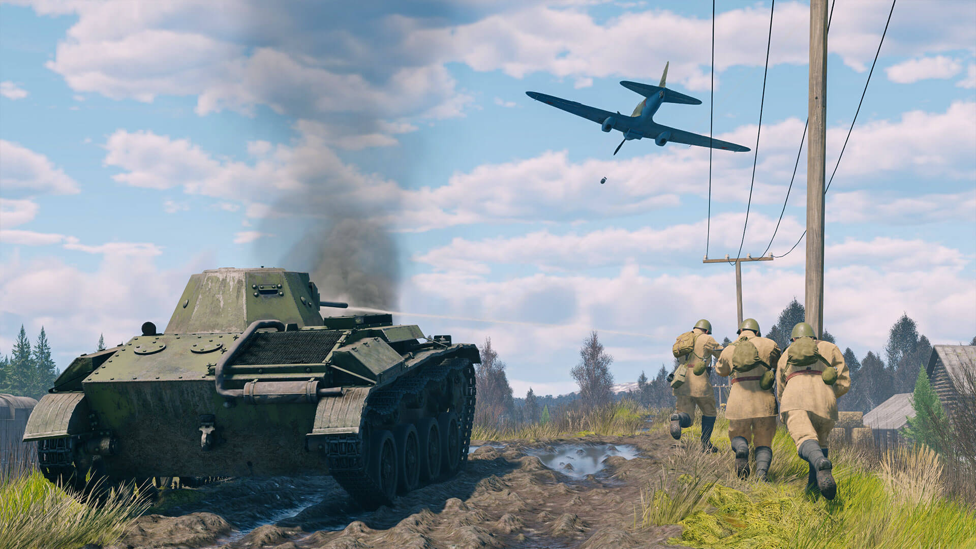 Enlisted Gameplay Screenshot 2