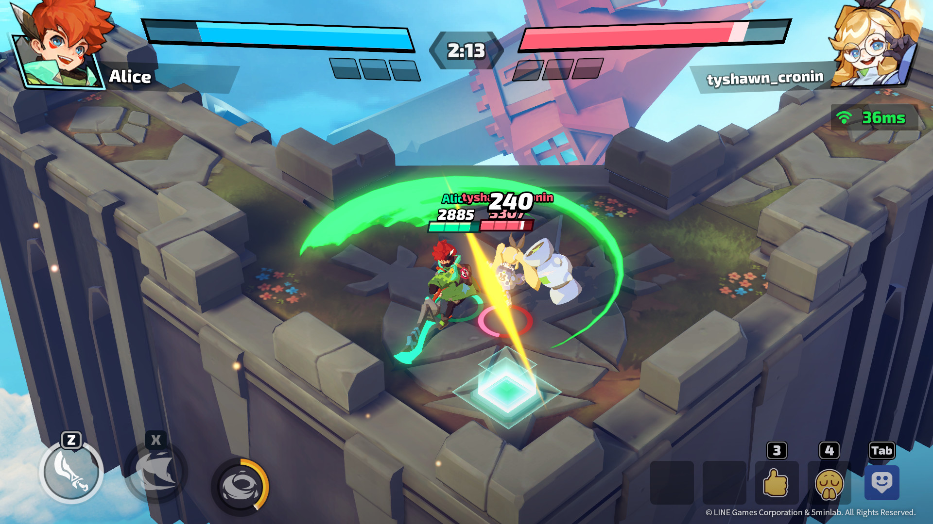 Smash Legends Gameplay Screenshot 2