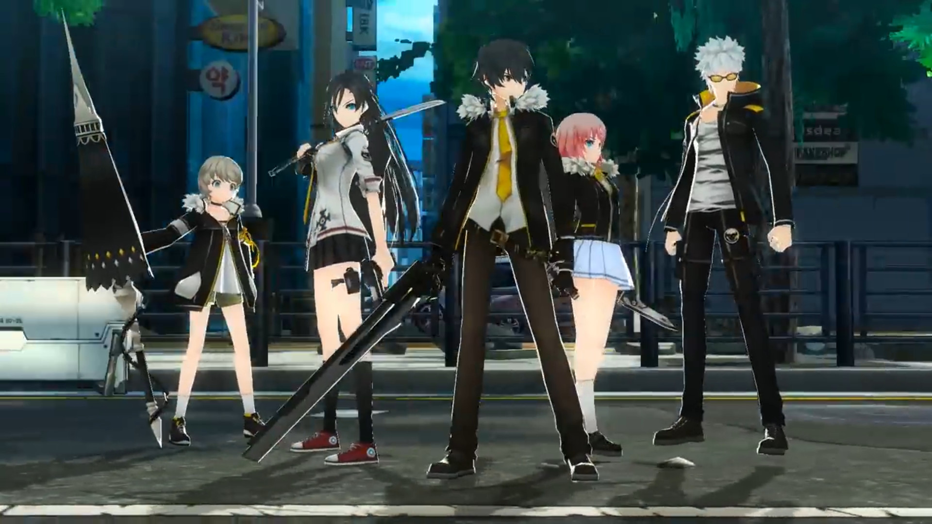 Closers Gameplay Screenshot 1