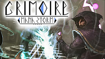 Grimoire: Manastorm - A free-to-play multiplayer FPS... with wizards.