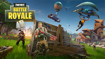Fortnite - A free-to-play, standalone mode of Epic Game