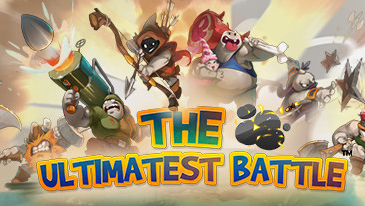 The Ultimatest Battle - A free-to-play 2D plaform game that pits two teams of players against each other in a variety of modes.