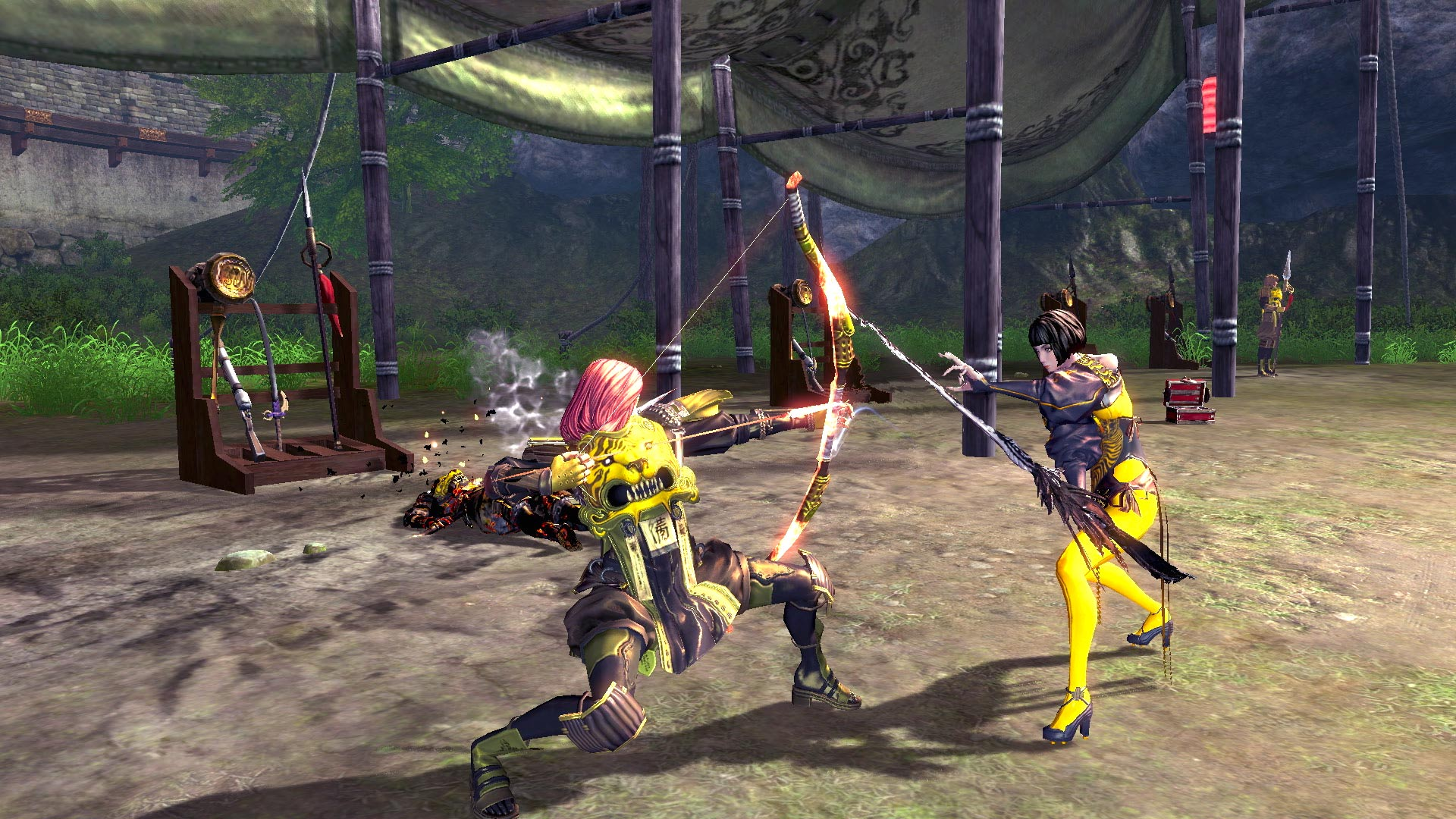 Blade and Soul Gameplay Screenshot 3