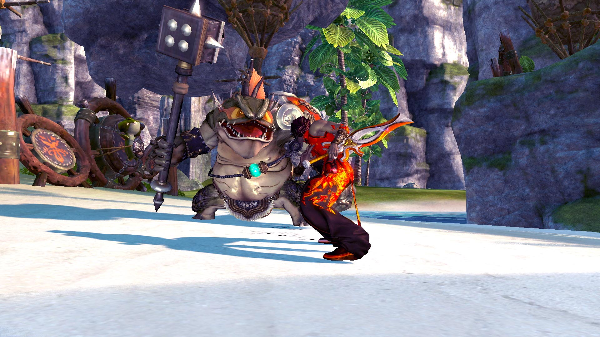 Blade and Soul Gameplay Screenshot 4