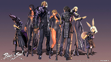 Blade and Soul - A free-to-play martial arts MMORPG that tasks players with learning combination attacks.