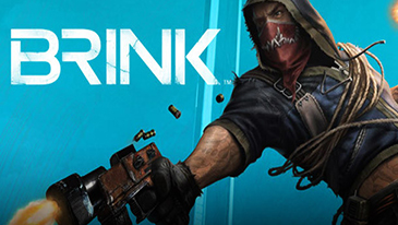 Brink - A free-to-play first-person-shoot developed by Splash Damage and published by Bethesda Softworks.