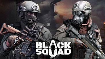 Black Squad - A free-to-play military FPS developed by NS STUDIO and published by NEOWIZ.