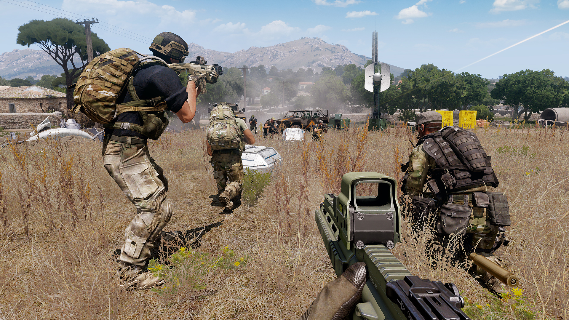 Argo Gameplay Screenshot 3