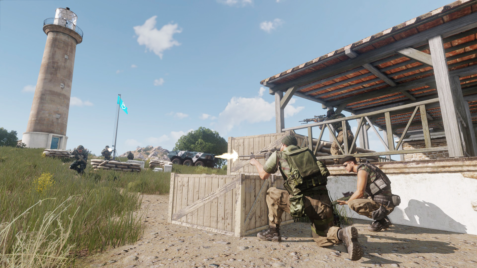 Argo Gameplay Screenshot 4
