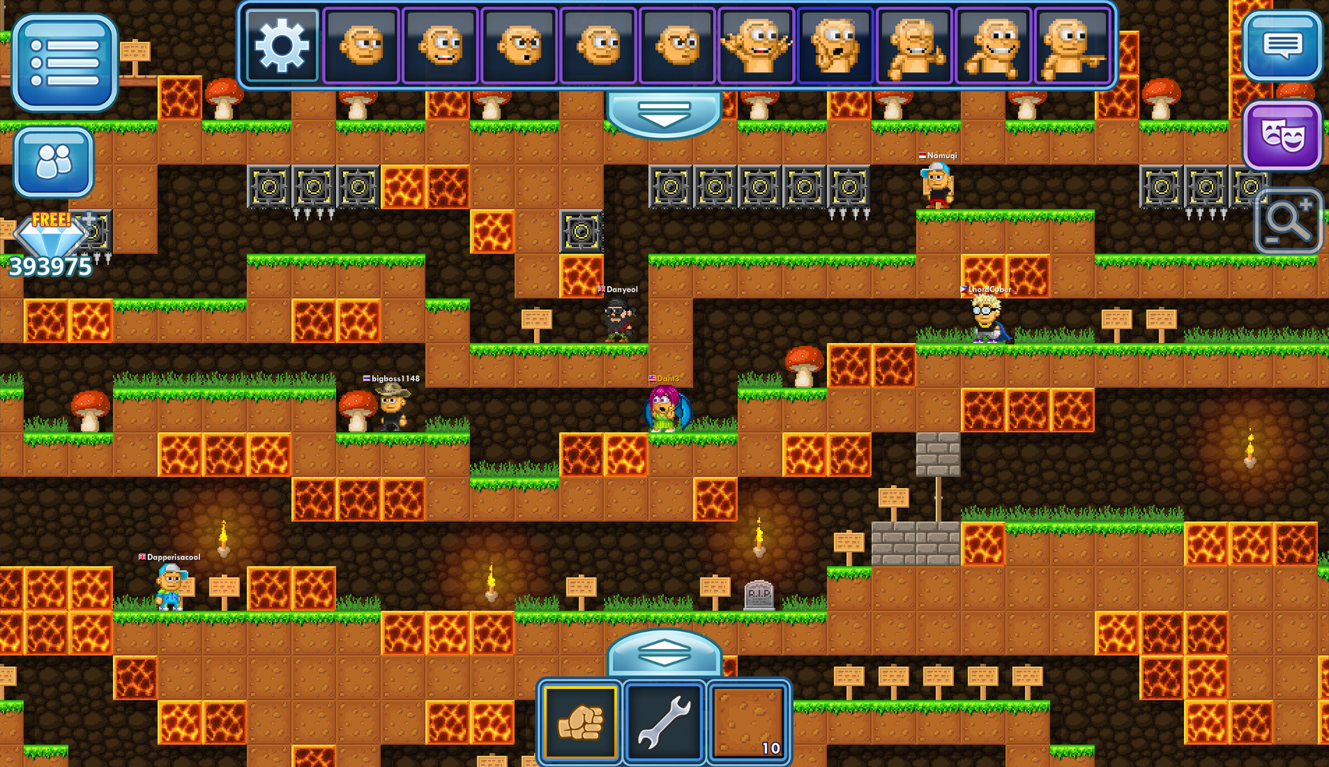 Pixel Worlds Gameplay Screenshot 4