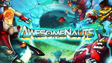 Awesomenauts - A 3v3 2D battle arena Developed by Ronimo games.