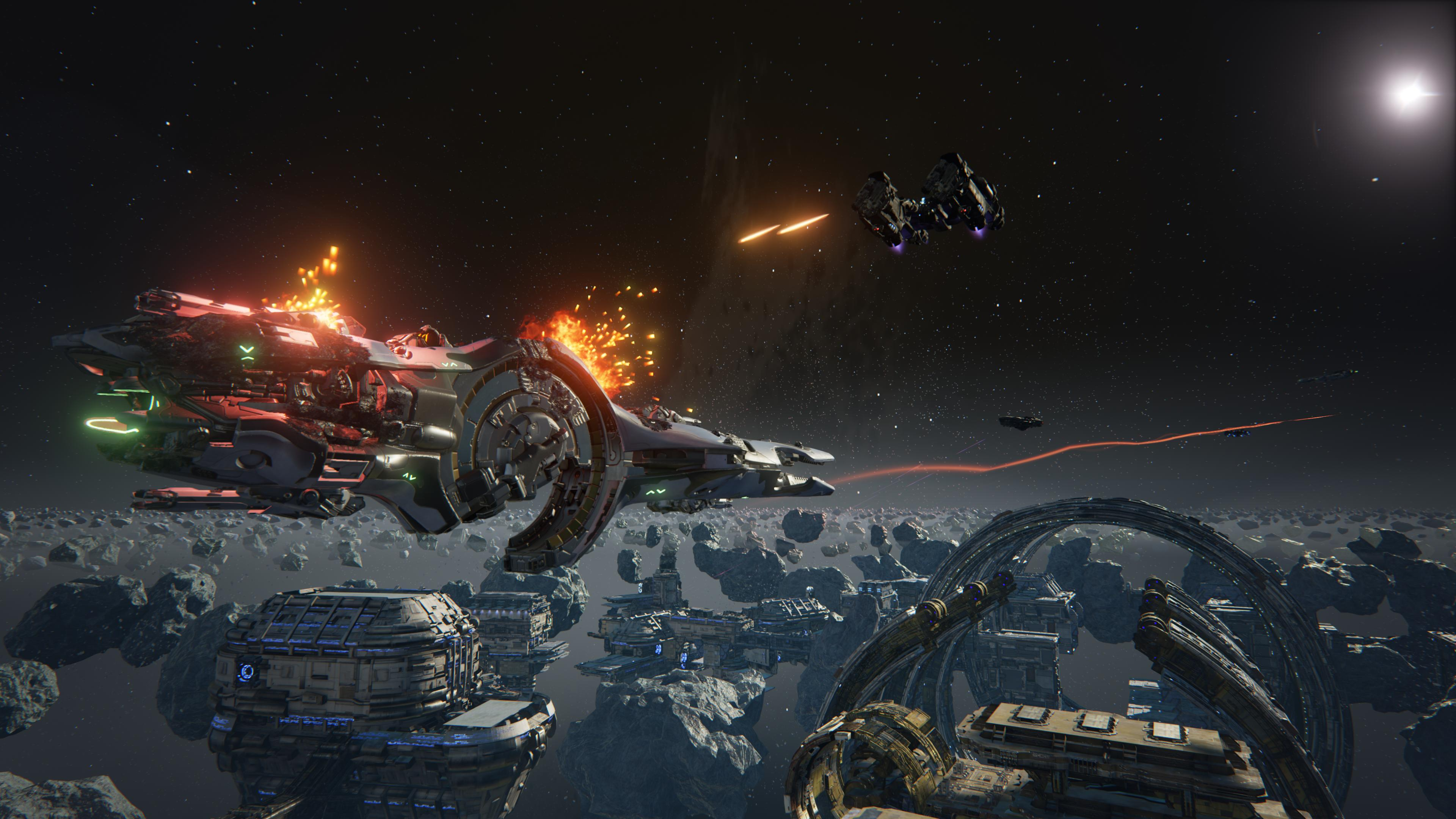 Dreadnought Gameplay Screenshot 2