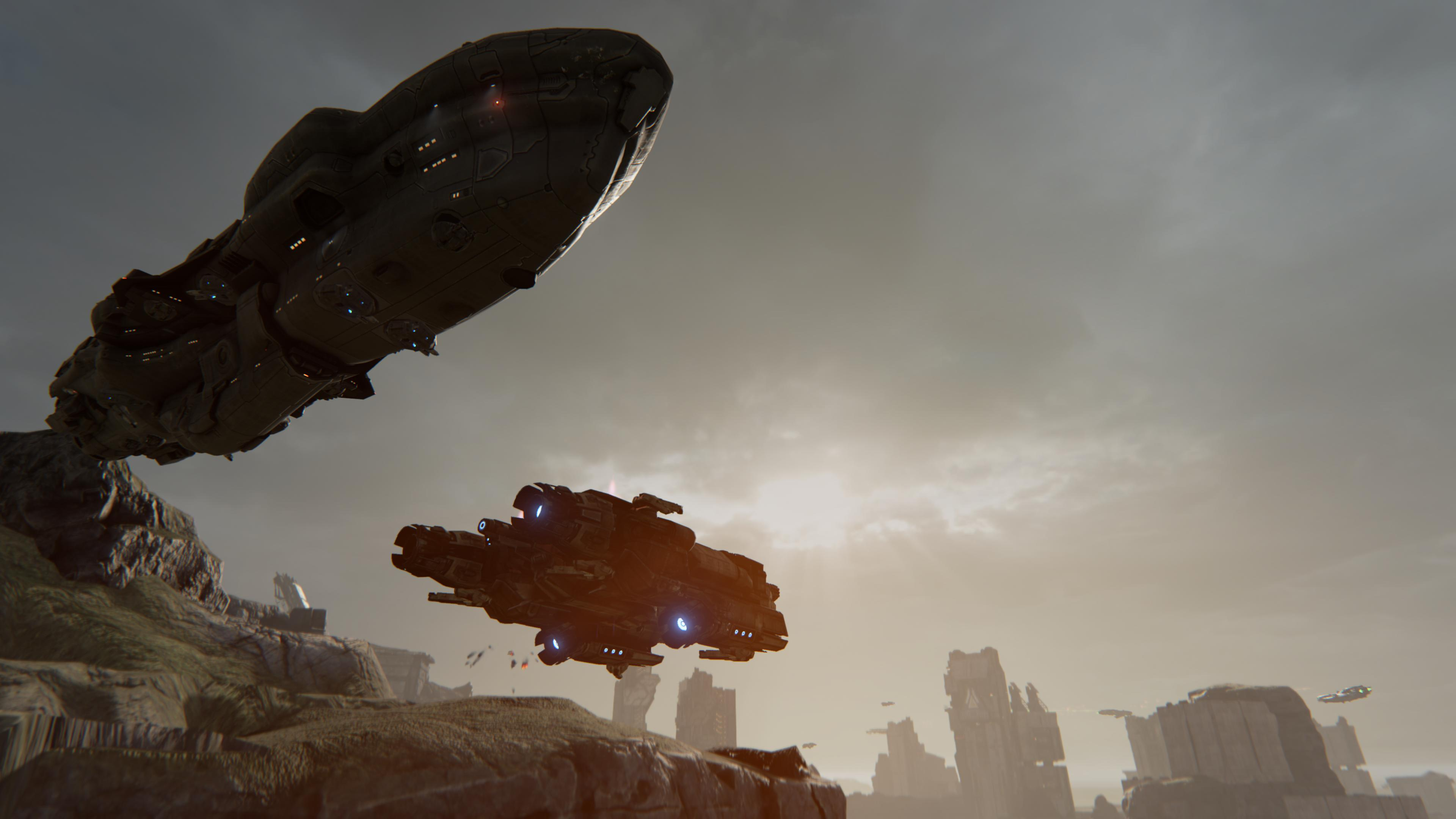 Dreadnought Gameplay Screenshot 3