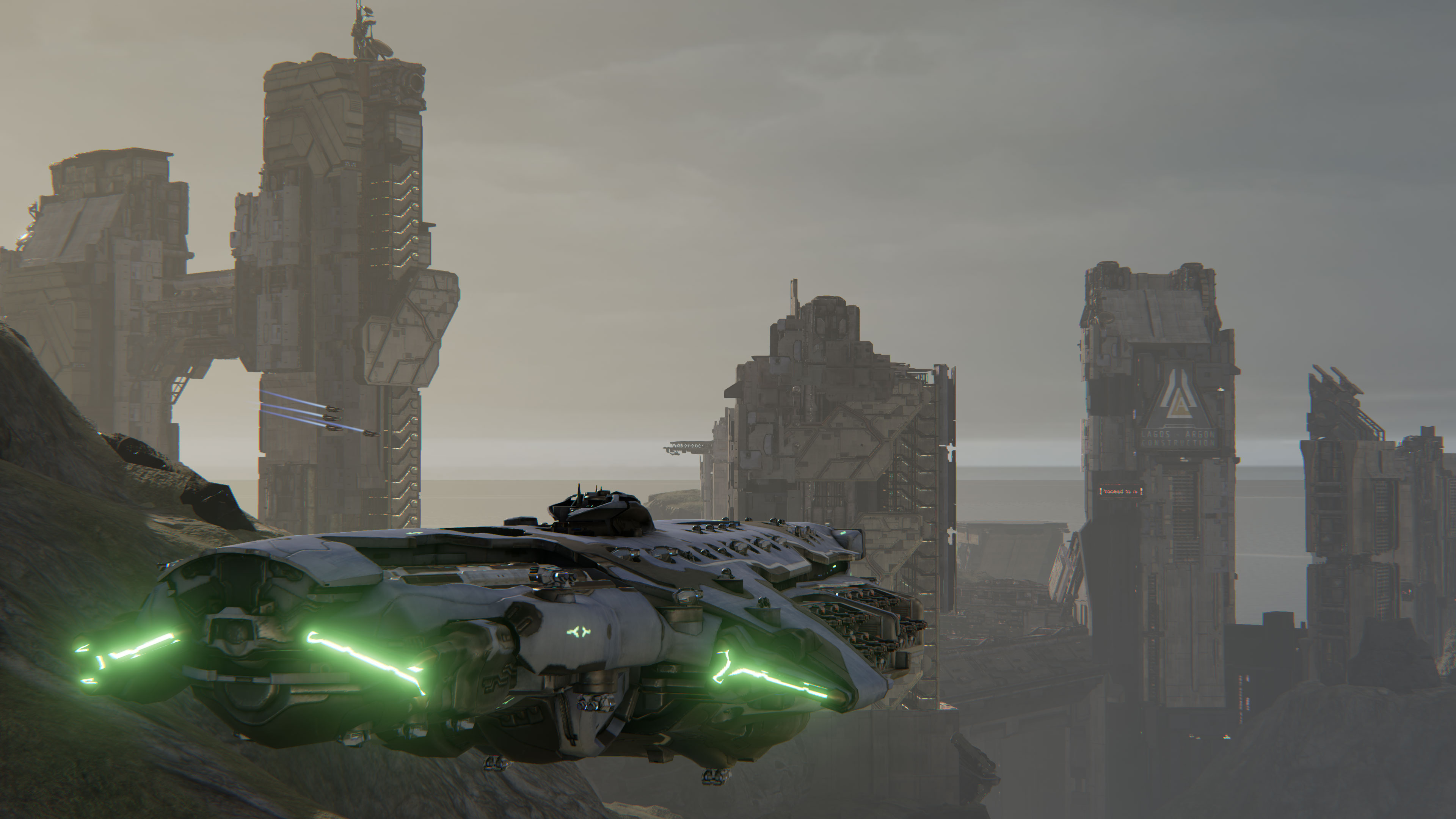 Dreadnought Gameplay Screenshot 4