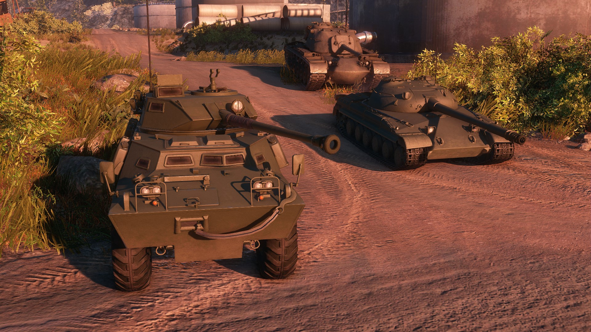 Armored Warfare Gameplay Screenshot 1