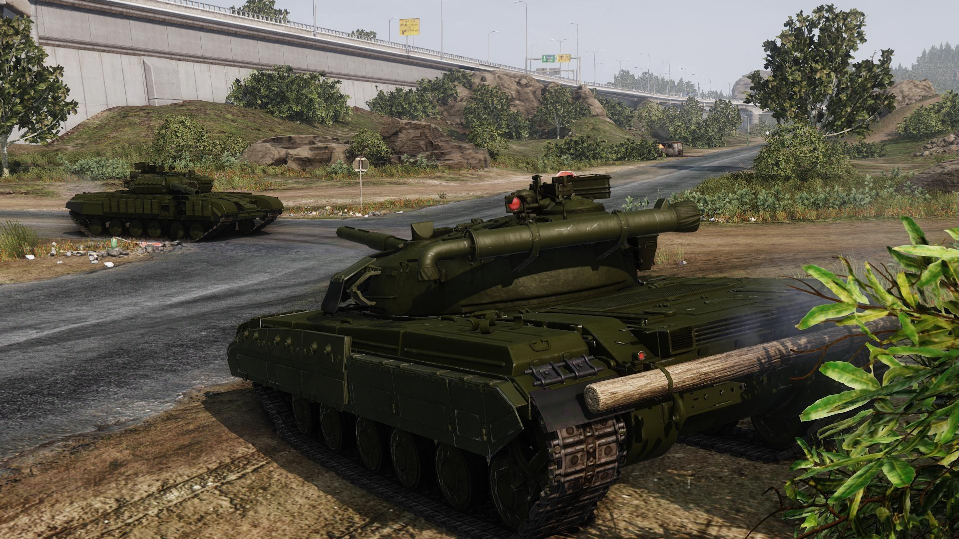 Armored Warfare Gameplay Screenshot 2