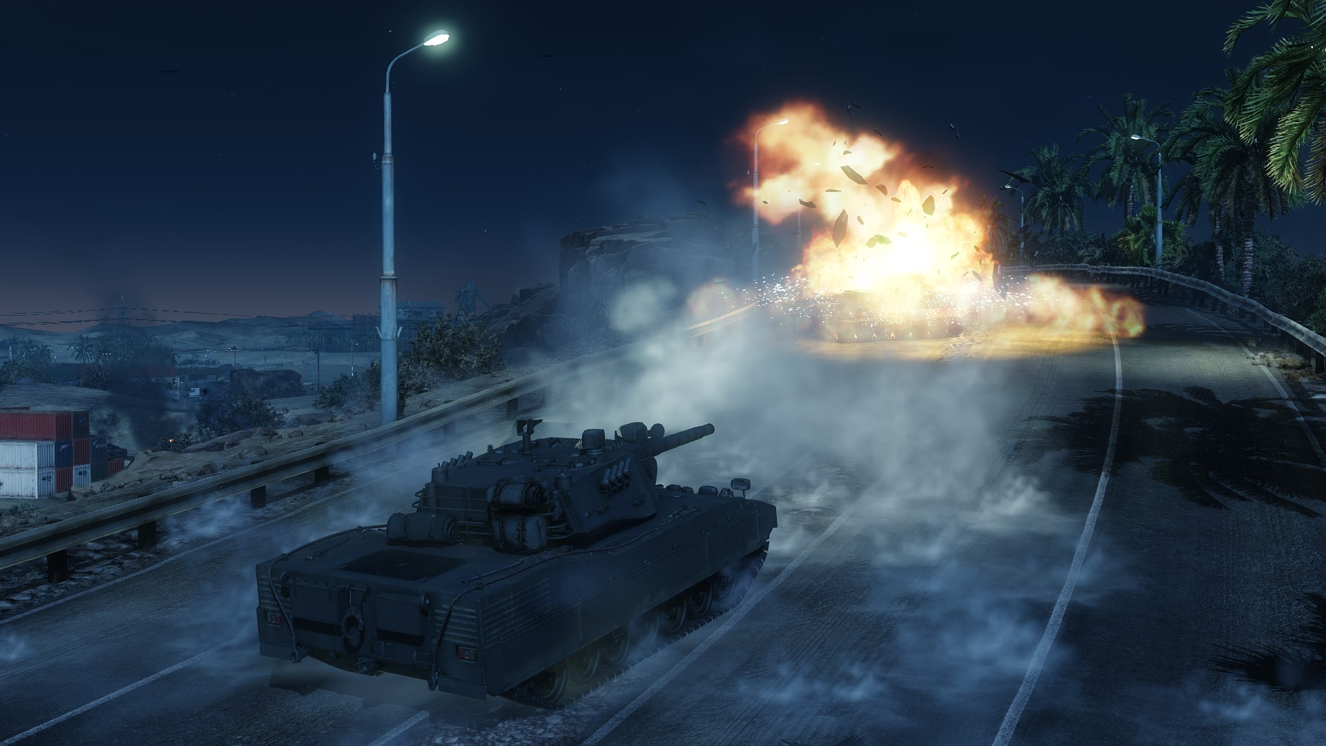 Armored Warfare Gameplay Screenshot 4