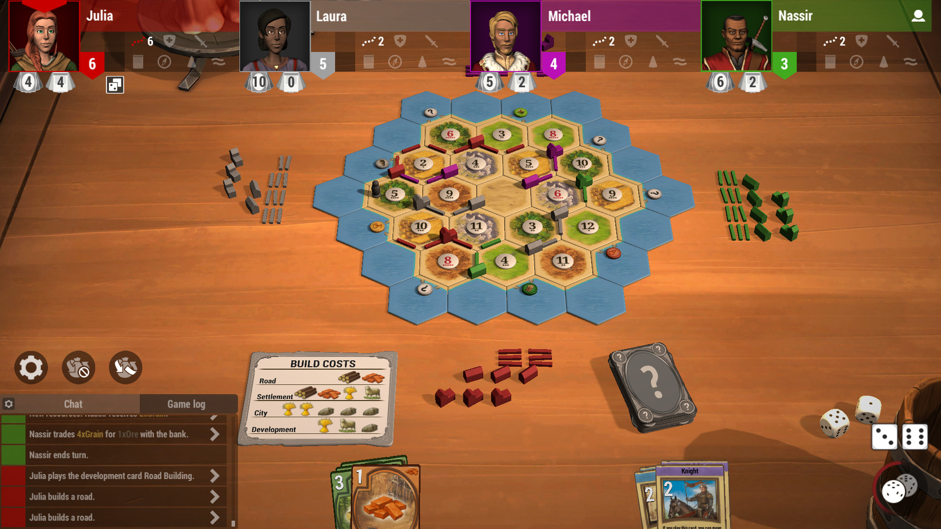 Catan Universe Gameplay Screenshot 4