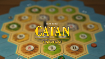 Catan Universe - A free-to-play strategy game based on the classic board and card games.